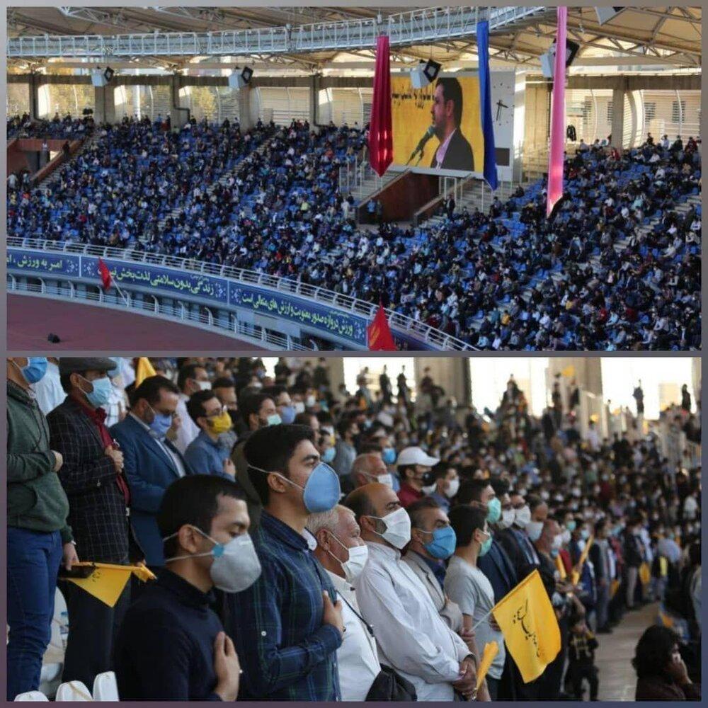 آقای علم الخدا از کجا بازدید می کند؟  / مشهد بخشی از خاک جمهوری اسلامی نیست؟