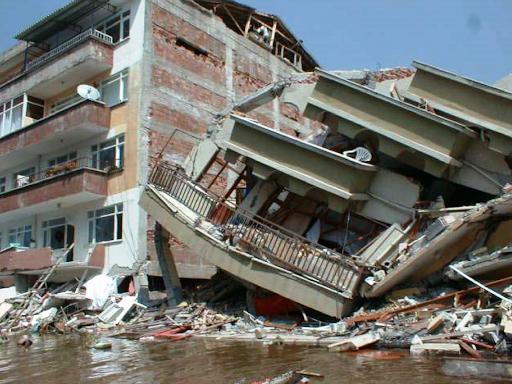 زمین لرزه و سونامی مهیب در ترکیه / فیلم + عکس |  آخرین خبرها