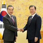 کره جنوبی و چین توافق کردند در کره شمالی ، در اولین سفر خی ، مذاکره کنند  چین