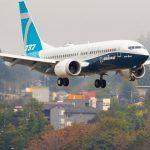 بوئینگ 737 MAX با خبرنگاران سوار به آسمان بازگشت  اخبار آمریکا و کانادا
