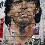 در عکسها: غم و اندوه و ناراحتی از مرگ مارادونا  آمریکای لاتین