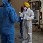 پایتخت هند با افزایش موارد COVID با کمبود تخت مراقبت های ویژه مواجه است |  هند