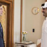 کوشنر مشاور ترامپ و سرپرست تیم به قطر ، عربستان سعودی می روند  قطر