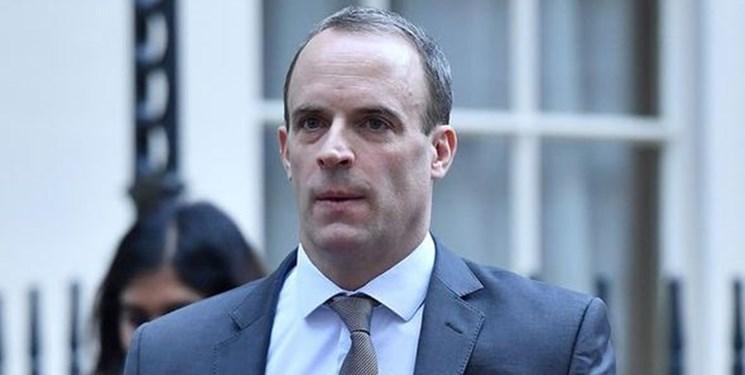 وزیر امور خارجه انگلیس در حال قرنطینه داخلی است  آخرین خبرها