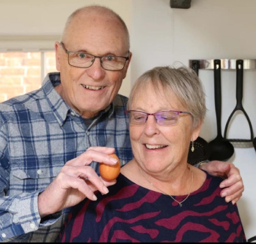 رها کردن مانکن از تخم مرغ باعث تعجب زوج پیر شد!  |  آخرین خبرها