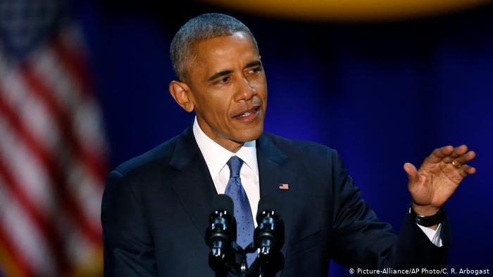 اوباما بیماری شبه تاج مانند را پیش بینی می کند / فیلم |  آخرین خبرها