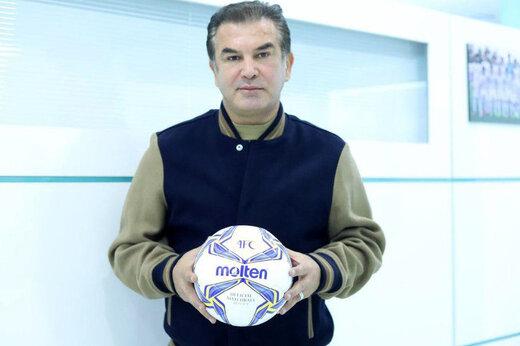 به عنوان سرمربی تیم ملی امیدا انتخاب شد |  آخرین خبرها