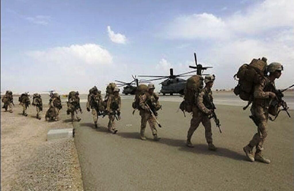 بخشی از ارتش ایالات متحده در ساعات آینده عراق و افغانستان را ترک خواهد کرد  آخرین خبرها