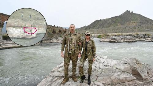 حضور رئیس جمهوری آذربایجان در مرز ایران  آخرین خبرها