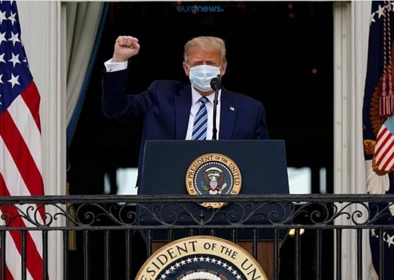 چگونه دموکراسی دیکتاتور آمریكا / سیستم سیاسی آمریكا ترامپ را به زباله دان تاریخ می اندازد؟  / فیلم