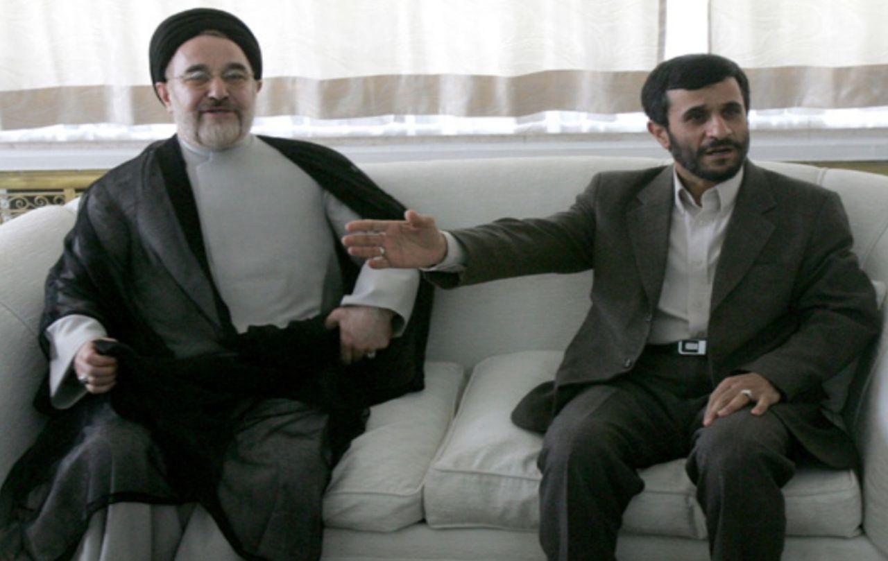 احمدی نژاد و خاتمی شانسی برای کاندیداتوری مجدد برای ریاست جمهوری ندارند / دولت روحانی تجربه خوبی برای اصلاح طلبان نبود |  آخرین خبرها