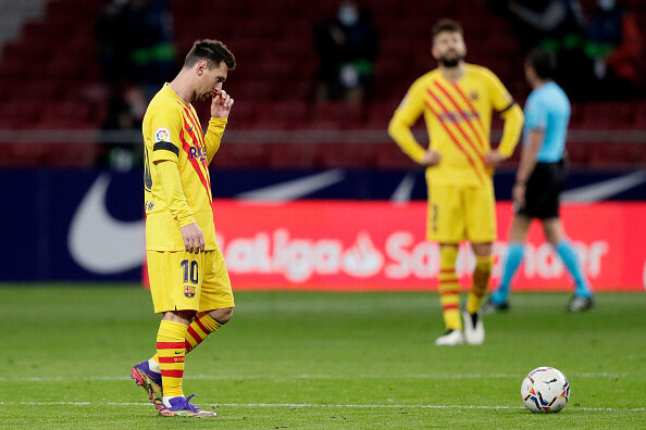 بدترین بارسلونا در قرن XXI |  آخرین خبرها