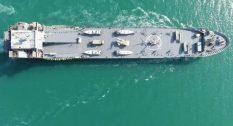 اقیانوس پیمای ایران با نقض همه معادلات ایالات متحده / استراتژی جدید دفاعی برای حفظ امنیت در خلیج فارس / عکس
