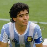 گزارش در مورد گل مارادونا در انگلیس  آخرین خبرها