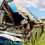 دستکم 41 نفر در برزیل بر اثر برخورد اتوبوس و کامیون جان خود را از دست داده اند  آمریکای لاتین