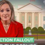 پیامدهای انتخابات ایالات متحده: پشت صحنه
