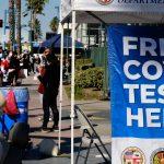 ایالات متحده موارد جدید یک روزه COVID را به عنوان بیمارستان ها شناسایی می کند  آمریکا و کانادا