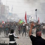 ناصریه: شهری در قلب قیام و شورش عراق  خاورمیانه